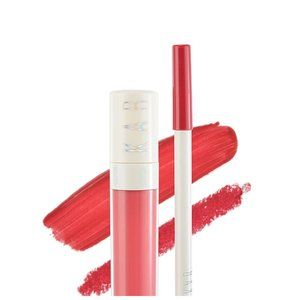 Kab Lip Gloss + Lip Liner Set Charming